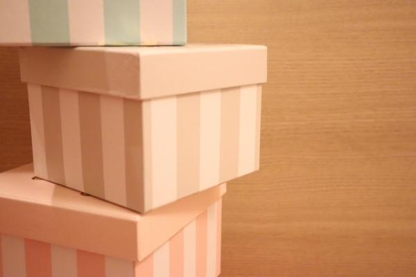 紙のボックス