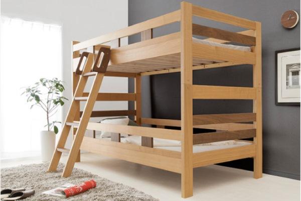 二段ベッド全体像
